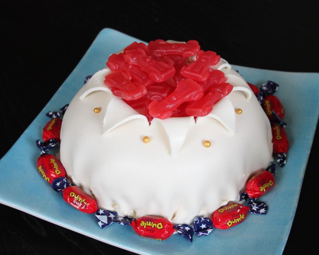 Glutenfri ferraritårta