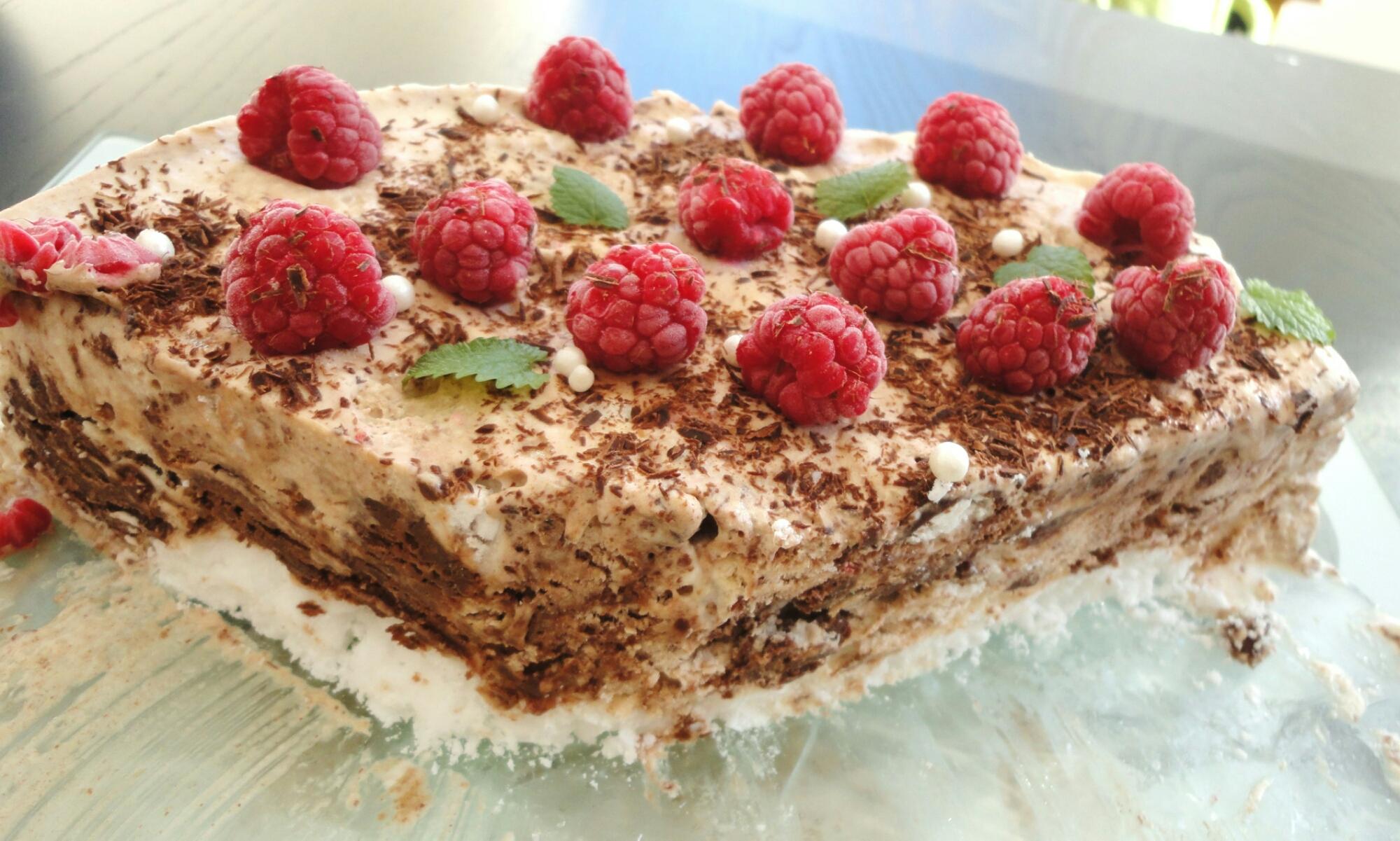 enkel glutenfri tårta