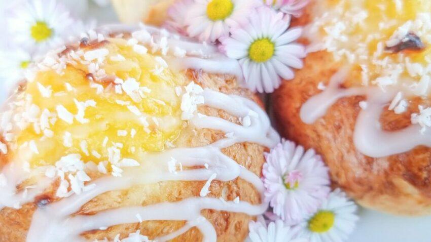 glutenfria citronbullar