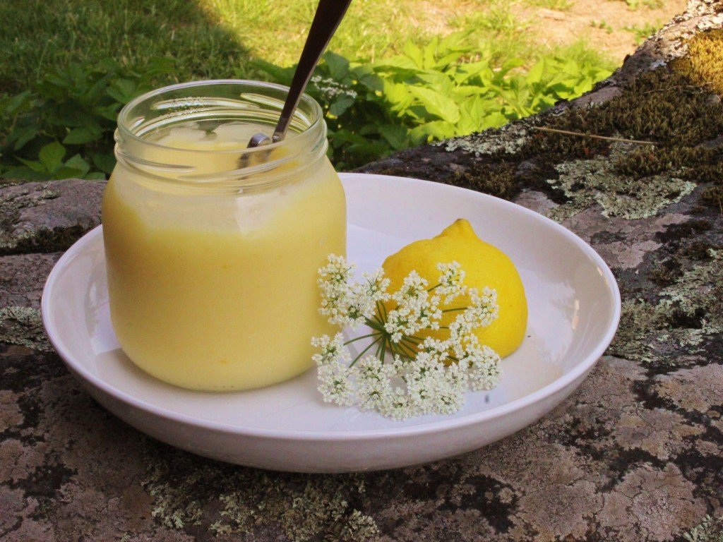 Glutenfri lemon curd