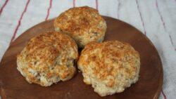 grova glutenfria frallor med havregryn och fibrex